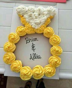 Engagement cake!!!