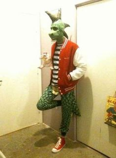 Nostalgic 90's costumes
