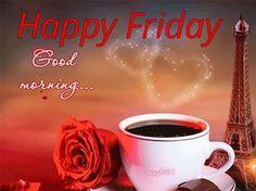 Happy Friday Good Morning Gif