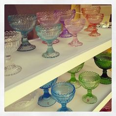 #iittala glassware-i want one in each color