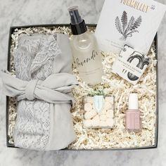 Relax & Restore Gift Box