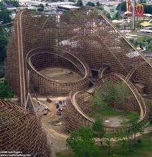 The Beast, Kings Island Amusement Park - Mason, OH