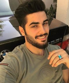 mens_fashion - Trendy Simple Blonde Haircuts for Men Vinci's Diary Mens Hairstyles With Beard, Cool Hairstyles For Men, Boy Hairstyles, Haircuts For Men, Latest Hairstyles, Medium Beard Styles, Beard Styles For Men, Hair And Beard Styles, Hair Styles