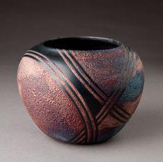 Lori Duncan Raku pottery