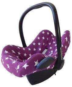 maxi cosi hoes ster aqua car seat cover blue stars babyschale bezug ersatz baby maxicosi. Black Bedroom Furniture Sets. Home Design Ideas