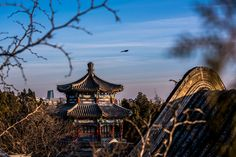A whole day is needed to view the Summer Palace in details. #travel #beijing