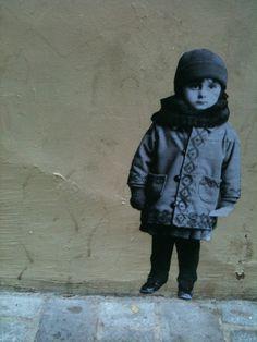 Leo & Pipo #StreetArt #Paris #urbacolors