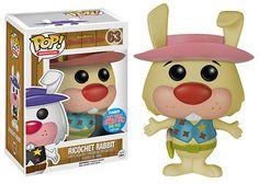 Funko's first batch of NYCC exclusives: Pop! Hanna Barbera: Series 2 - Ricochet Rabbit Yellow