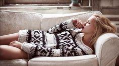oversize winter sweaters