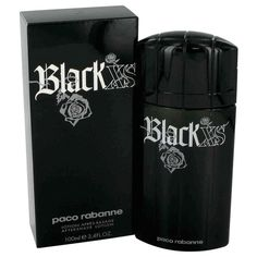 Black Xs After Shave By Paco Rabanne