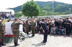 Martin Raguž u Srebrenici: Vrijeme je da podvučemo crtu ispod 100 godina ratova