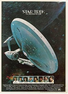 """FULL MOVIE! Star Trek: """"The Motion Picture"""" (1979) Star Trek: """"The Motion Picture"""" (1979) 132 min - Adventure   Mystery   Sci-Fi - RATED PG............. When a destructive space entity is spotted approaching Earth, Admiral Kirk resumes command of the Starship Enterprise in order to intercept, examine and hopefully stop it. Director: Robert Wise Stars: William Shatner, Leonard Nimoy, DeForest Kelley"""