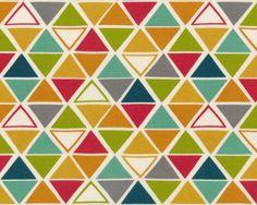 Bio+Interlock+Organic+Cotton+HAPPY+TRIANGLE,+Dreieck-Streifen,+goldbraun-limette