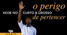 A opinião de Nástio Mosquito. http://www.redeangola.info/multimedia/o-perigo-de-pertencer-por-nastio-mosquito/