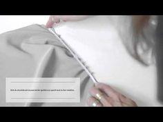 ▶ DIY - Hoe moet je met elastiek stikken? - YouTube