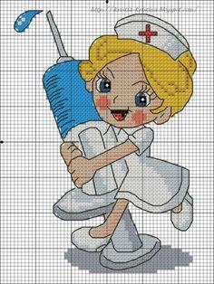 Gallery.ru / Фото #3 - Медсестра - Kristi-13