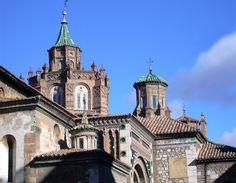 El Cimborrio de la Catedral de Santa María Teruel,  joya del arte mudéjar turolense,  data de 1538