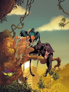 ✤ || CHARACTER DESIGN REFERENCES | キャラクターデザイン | çizgi film • Find more at https://www.facebook.com/CharacterDesignReferences & http://www.pinterest.com/characterdesigh if you're looking for: #grinisti #komiks #banda #desenhada #komik #nakakatawa #dessin #anime #komisch #manga #bande #dessinee #BD #historieta #sketch #jungle #cartoni #animati #comic #tribal #savage #cartoon || ✤