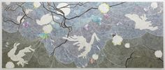 BREATHING AT REST WITH TEARS BEHIND, Yuko Someya - 2012
