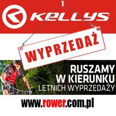 Letnia Wyprzedaż Rowerów KELLYS.