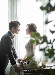 ANDREW KWON STUDIO - KOREA PRE-WEDDING PHOTOSHOOT by LOVINGYOU