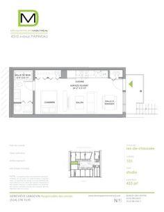 Loft/Studio à vendre à Le Plateau-Mont-Royal (Montréal) (Le Plateau-Mont-Royal)…