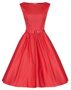 Pretty coral colour dress / Pretty-a-Porter.blogspot.com