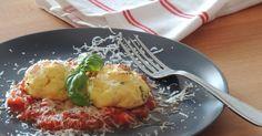 La cucina delle streghe: Polpette di ricotta con sugo al basilico Ricotta, Meat, Chicken, Breakfast, Food, Vegetarian, Morning Coffee, Essen, Meals
