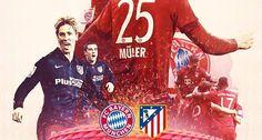 Ponturi pariuri online la Bayern Munchen - Atletico Madrid in Champions League - Ponturi Bune