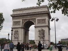 Bigger than expected. The line was crazy. Triomphe, Paris, Big Ben, Louvre, Europe, Building, Travel, World, Cities