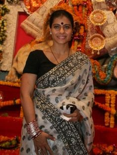 Celebrity Sari Styles for the Festive Season   Style and beauty