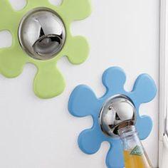 Magnetic Bottle Opener, fridge bottle opener | Solutions