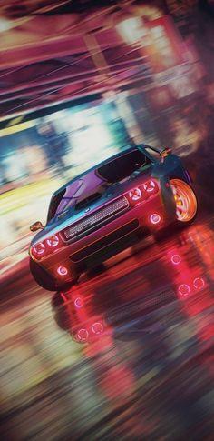Dodge Challenger wallpaper by AmazingWalls - - Free on ZEDGE™ Car Iphone Wallpaper, Hd Phone Wallpapers, Mustang Wallpaper, Hd Wallpaper, Rally Car, Car Car, Subaru Rally, Street Racing Cars, Drifting Cars