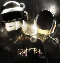 30 Artworks Inspired by Daft Punk   Cuded