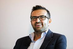Ashish Thakkar, Mara Group founder, discusses starting a business in Africa and the impact of Ebola on trade.