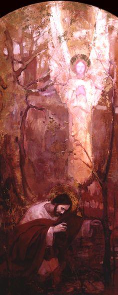 Gethsemane by J. Kirk Richards