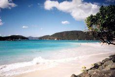 St. John, USVI - beautiful Island Paradise - used to do spiritual workshops there. May again.