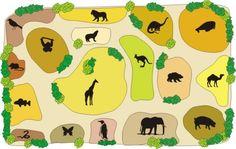 plattegrond dierentuin - Google zoeken Zoo Project, Le Zoo, Jungle Safari, Creative Words, Elementary Schools, Disney Characters, Projects, Animales, Infant Activities