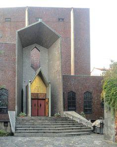 basicsaboutaroundarchitecture:  Gio Ponti chiesa di San...