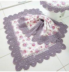 Patchwork design crochet blankets 22 Ideas for 2019 Patchwork Tiles, Patchwork Quilt Patterns, Patchwork Cushion, Patchwork Baby, Crazy Patchwork, Patchwork Designs, Crochet Designs, Crochet Lace Edging, Crochet Diagram