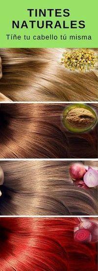 Los tintes naturales son una excelente opción para lucir bella sin maltratar tu cabello. | tintes de cabello de moda para morenas - tintes de cabello naturales - diy tintes de cabello. #cabello #colorfulhair