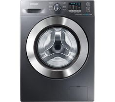 ecobubble™ WF80F5E2W4X Washing Machine - Graphite