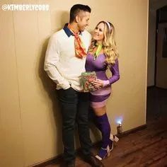 Cute Couples Costumes, Couples Halloween, Cute Couple Halloween Costumes, Easy Diy Costumes, Halloween Outfits, Fall Outfits, Halloween Office, Group Halloween, Halloween Parties