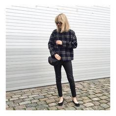 """Monday moment @ganni @josephfashion @chloe #ootd #whatimwearing #chloegirls #ganni #gannigirls #celine #streetstyle #københavn"""