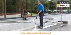 Elige una hidrolimpiadora con Tools4pro