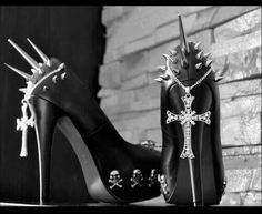 This heels though!....