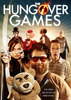 The Hungover Games (2014) funny comedy