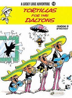 Lucky Luke: Tortillas pour les Dalton