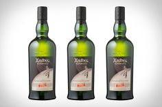 To celebrate the journey of a special batch of Ardbeg Whiskey, which has spent nearly three years orbiting the globe aboard the International Space Station, Ardbeg is releasing a new batch of Supernova, their super-peaty whiskey that hasn't been bottled...