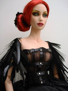 Couture Swallow sybarite 2008 le 250 haute doll